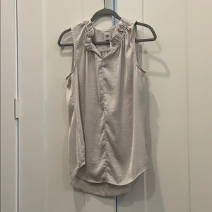 EUC Cabi sleeveless blouse